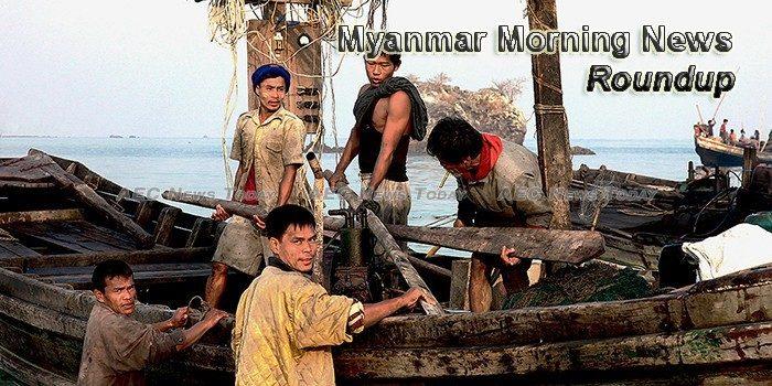 Myanmar Morning News For January 12