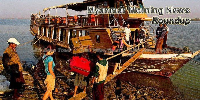 Myanmar Morning News For January 25