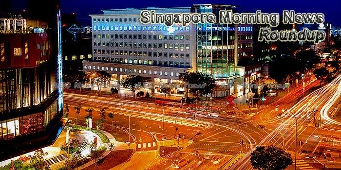 Singapore Morning News For January 8