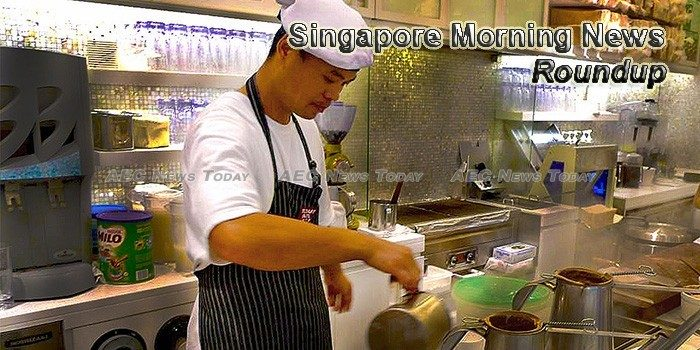 Singapore Morning News For January 18