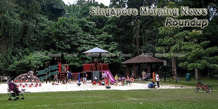 Singapore Morning News For January 22