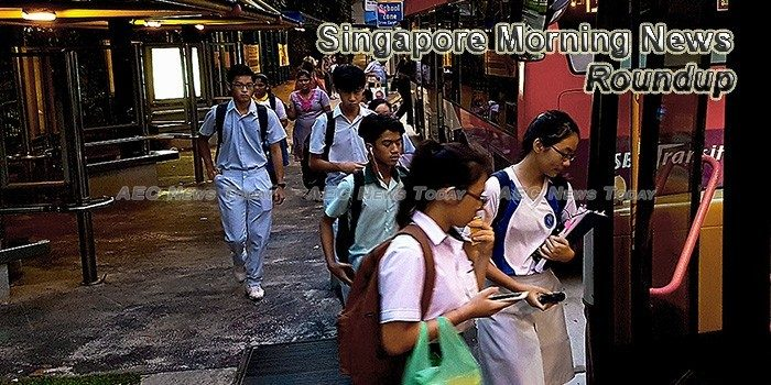 Singapore Morning News For January 29