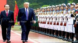 In Face of Xi's Charm Offensive Vietnam Gambles on US Trade Deal