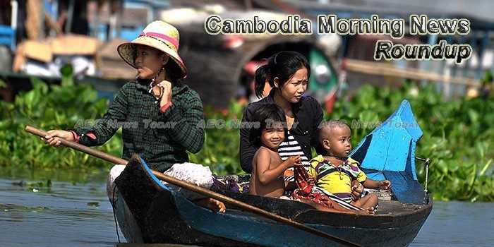 Cambodia Morning News For March 8