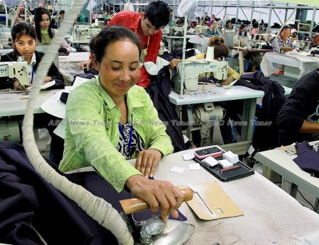 """Some 750,000 Khmer are directly employed in the textile, garment, footwear and bag sectors. Loss of EBA privileges will """"result in large job losses""""."""