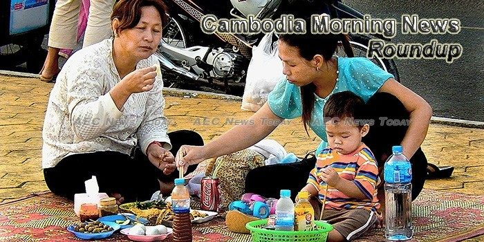 Cambodia Morning News For February 16