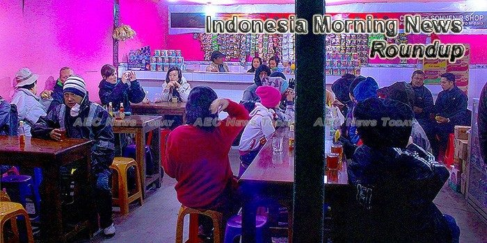 Indonesia Morning News For February 22