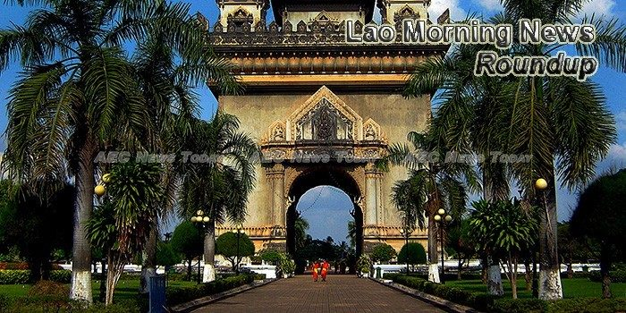 Lao Morning News For February 21