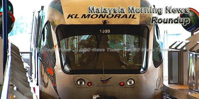 Malaysia Morning News For March 9