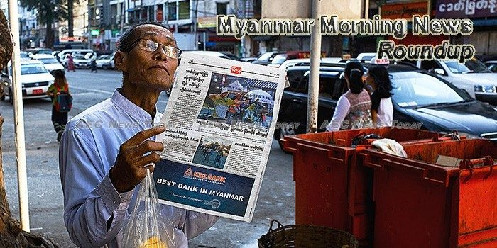 Myanmar Morning News For February 7