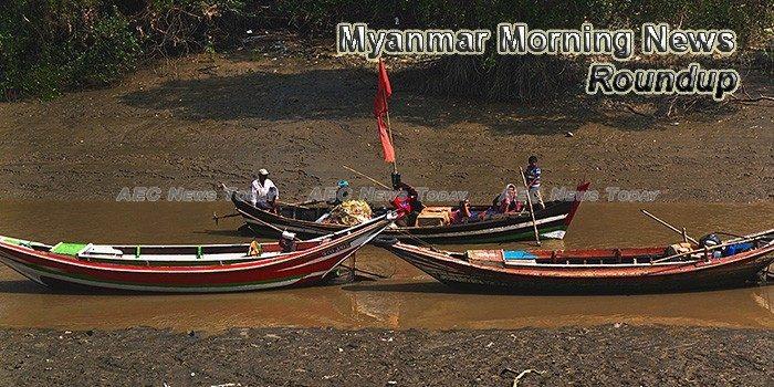 Myanmar Morning News For February 23