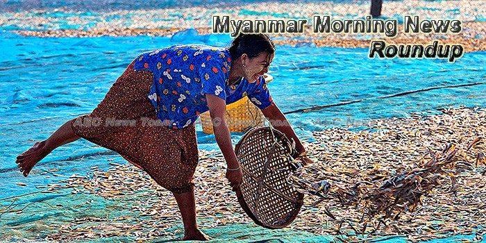 Myanmar Morning News For February 26