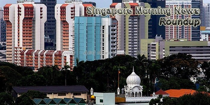 Singapore Morning News For March 6