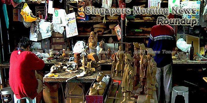 Singapore Morning News For February 5