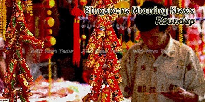 Singapore Morning News For February 19
