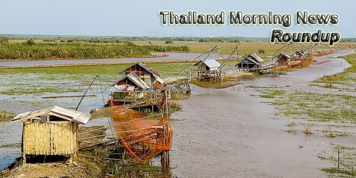 Thailand Morning News For March 2