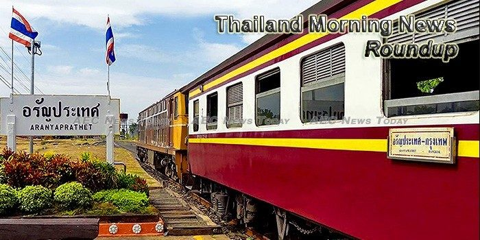 Thailand Morning News For February 7