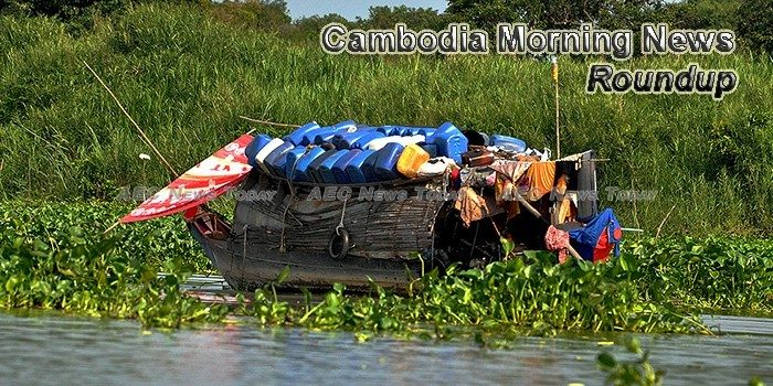 Cambodia Morning News For March 14
