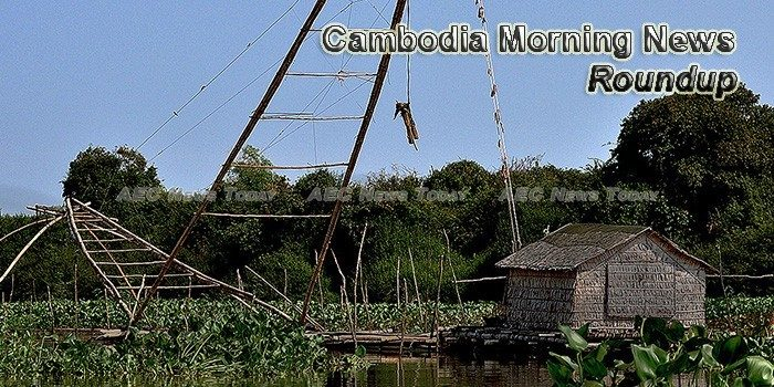 Cambodia Morning News For April 4