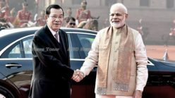 India's increasing Cambodia interest timely as EU, US ties strain (video)