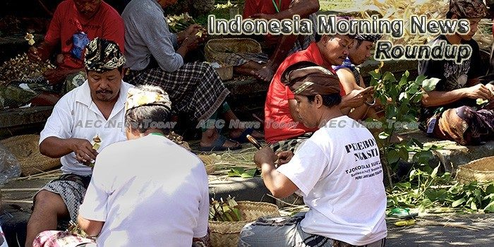 Indonesia Morning News For March 19