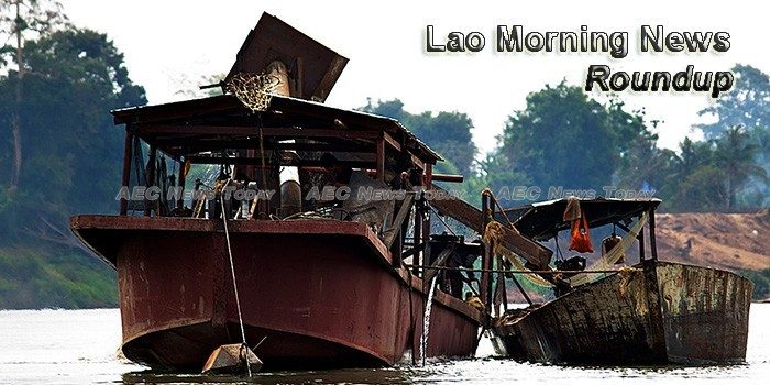 Lao Morning News For April 6