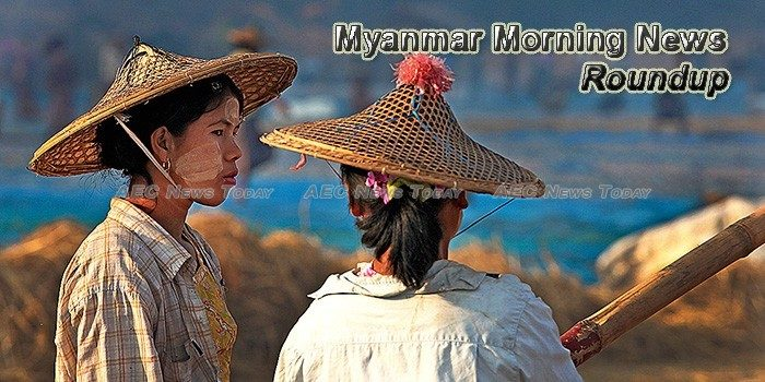 Myanmar Morning News For March 23