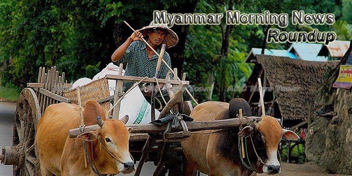 Myanmar Morning News For April 6