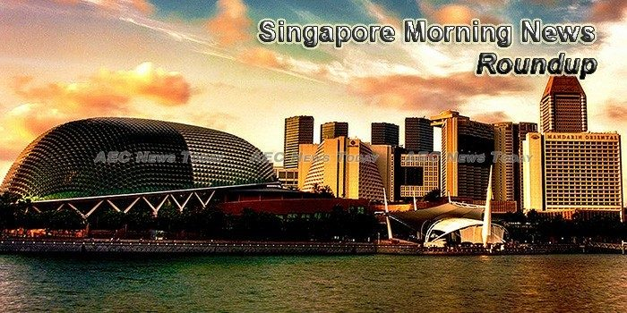 Singapore Morning News For March 15