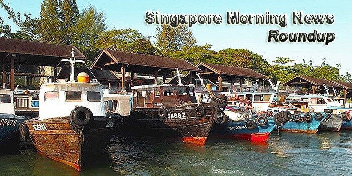 Singapore Morning News For March 28