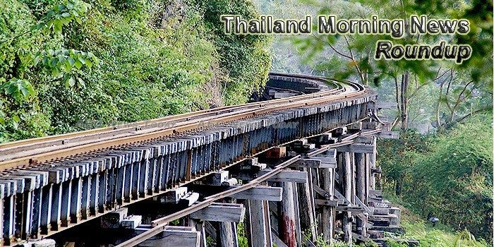 Thailand Morning News For March 7