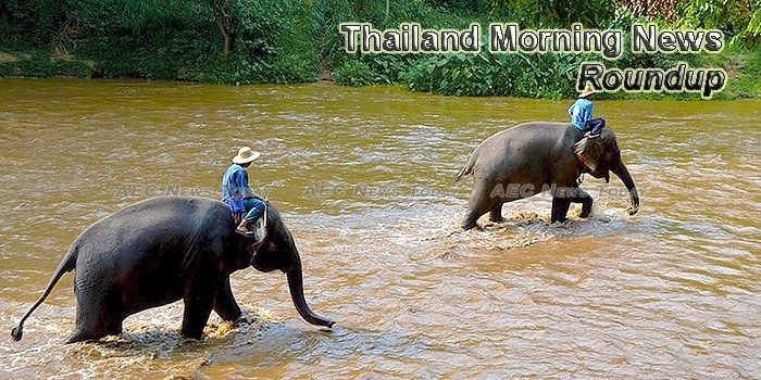 Thailand Morning News For March 14