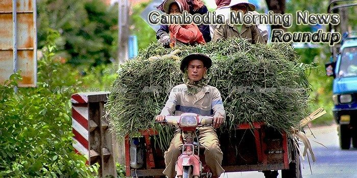 Cambodia Morning News For April 18