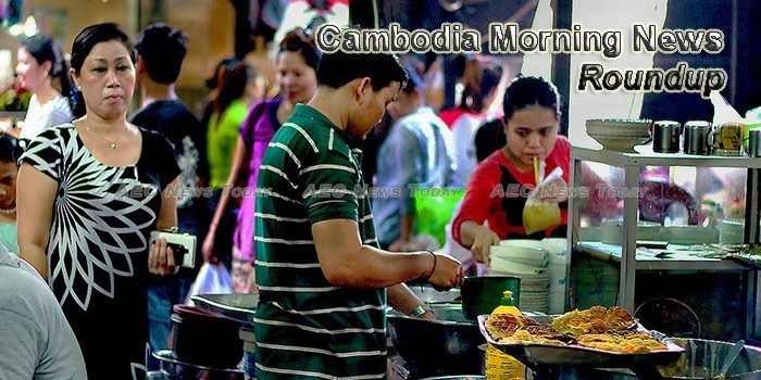 Cambodia Morning News For April 24
