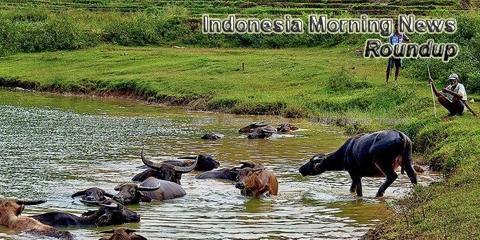 Indonesia Morning News For April 11