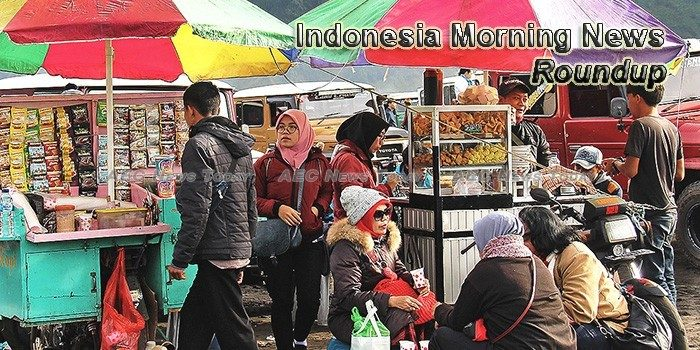 Indonesia Morning News For May 3