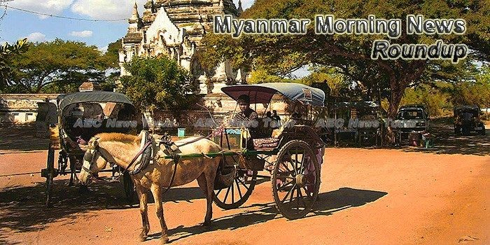 Myanmar Morning News For May 2