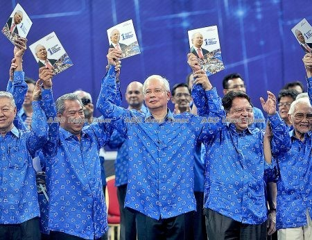 Prime Minister Najib Razak was elected at the age of 23 in 1976