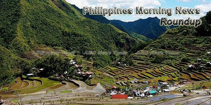 Philippines Morning News For April 4