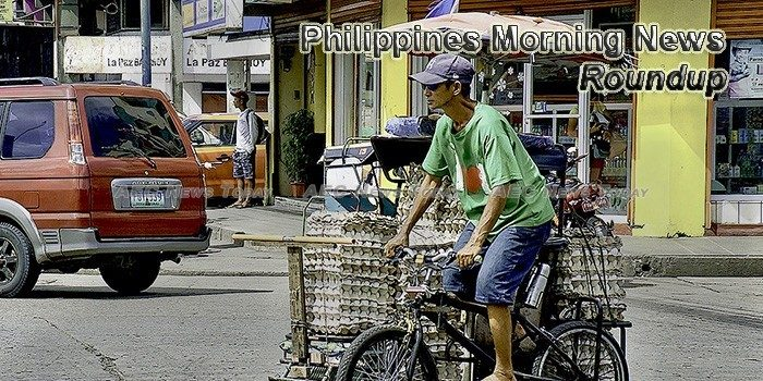 Philippines Morning News For April 12