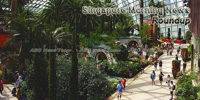 Singapore Morning News For April 20