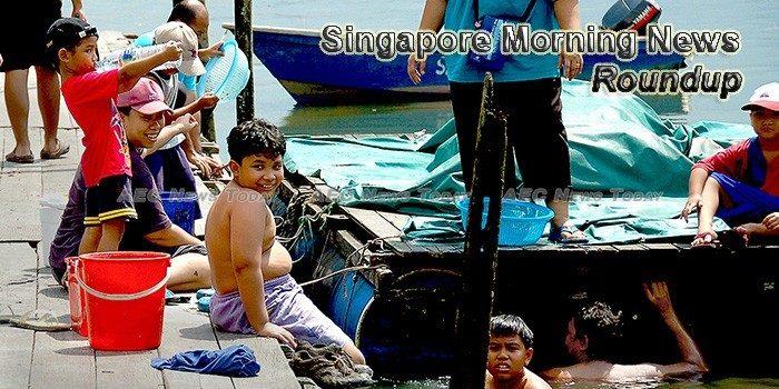 Singapore Morning News For April 24