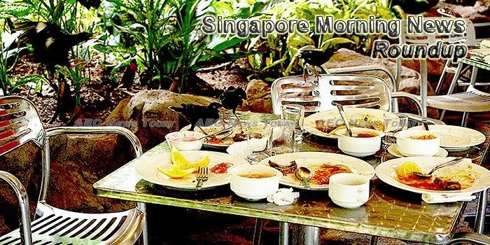 Singapore Morning News For May 2