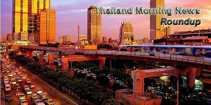Thailand Morning News For April 19