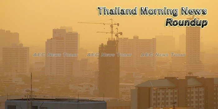Thailand Morning News For May 1