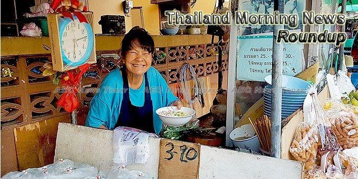 Thailand Morning News For April 25