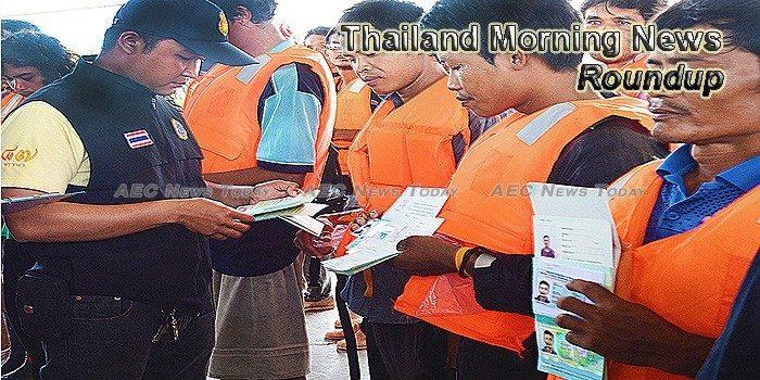 Thailand Morning News For April 6