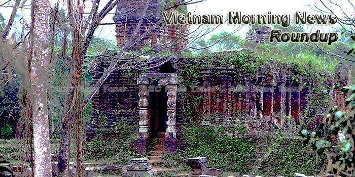 Vietnam Morning News For April 30