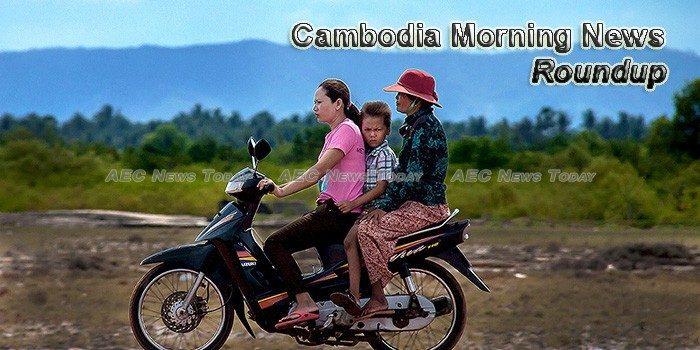 Cambodia Morning News For May 24