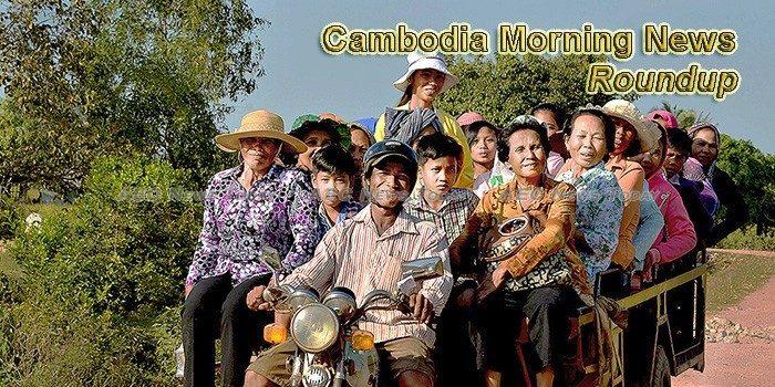 Cambodia Morning News For May 28